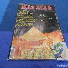Coleccionismo de Revista Más Allá: LIBRERIA OCULTISTA ARKANSAS ENVIO 5 KG 6,40 REVISTA MAS ALLA ESTADO DECENTE NUM 62. Lote 204973713