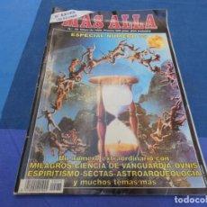 Coleccionismo de Revista Más Allá: LIBRERIA OCULTISTA ARKANSAS ENVIO 5 KG 6,40 ESTADO DECENTE REVISTA MAS ALLA NUM 75. Lote 204973797
