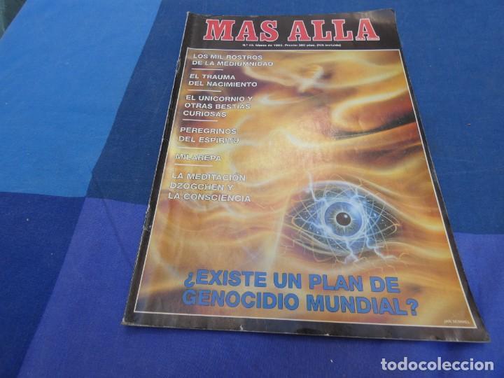 LIBRERIA OCULTISTA ARKANSAS ENVIO 5 KG 6,40 ESTADO DECENTE NUM 49 (Coleccionismo - Revistas y Periódicos Modernos (a partir de 1.940) - Revista Más Allá)
