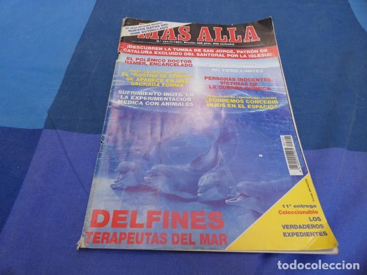 LIBRERIA OCULTISTA ARKANSAS ENVIO 5 KG 6,40 ESTADO DECENTE NUM 101 (Coleccionismo - Revistas y Periódicos Modernos (a partir de 1.940) - Revista Más Allá)