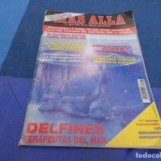 Coleccionismo de Revista Más Allá: LIBRERIA OCULTISTA ARKANSAS ENVIO 5 KG 6,40 ESTADO DECENTE NUM 101. Lote 204973926
