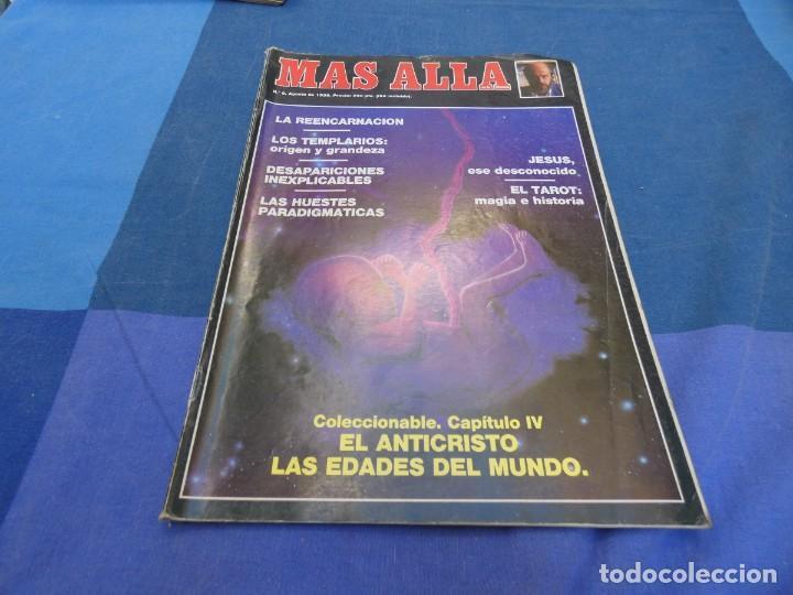 LIBRERIA OCULTISTA ARKANSAS ENVIO 5 KG 6,40 ESTADO DECENTE NUM 6 (Coleccionismo - Revistas y Periódicos Modernos (a partir de 1.940) - Revista Más Allá)