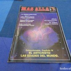 Coleccionismo de Revista Más Allá: LIBRERIA OCULTISTA ARKANSAS ENVIO 5 KG 6,40 ESTADO DECENTE NUM 6. Lote 204973991