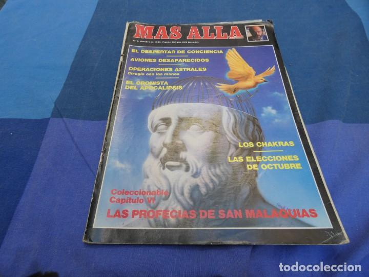LIBRERIA OCULTISTA ARKANSAS ENVIO 5 KG 6,40 ESTADO DECENTE NUM 8 (Coleccionismo - Revistas y Periódicos Modernos (a partir de 1.940) - Revista Más Allá)