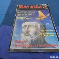 Coleccionismo de Revista Más Allá: LIBRERIA OCULTISTA ARKANSAS ENVIO 5 KG 6,40 ESTADO DECENTE NUM 8. Lote 204974096