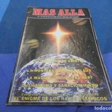 Coleccionismo de Revista Más Allá: LIBRERIA OCULTISTA ARKANSAS ENVIO 5 KG 6,40 ESTADO DECENTE NUM 58. Lote 204974165