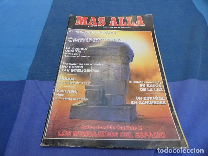 LIBRERIA OCULTISTA ARKANSAS ENVIO 5 KG 6,40 ESTADO DECENTE NUM 12 (Coleccionismo - Revistas y Periódicos Modernos (a partir de 1.940) - Revista Más Allá)
