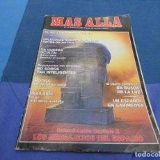 Coleccionismo de Revista Más Allá: LIBRERIA OCULTISTA ARKANSAS ENVIO 5 KG 6,40 ESTADO DECENTE NUM 12. Lote 204975401