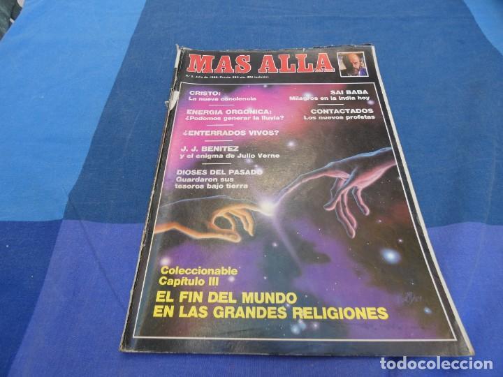 LIBRERIA OCULTISTA ARKANSAS ENVIO 5 KG 6,40 ESTADO DECENTE NUM 5 (Coleccionismo - Revistas y Periódicos Modernos (a partir de 1.940) - Revista Más Allá)