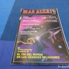 Coleccionismo de Revista Más Allá: LIBRERIA OCULTISTA ARKANSAS ENVIO 5 KG 6,40 ESTADO DECENTE NUM 5. Lote 204975557