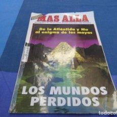 Coleccionismo de Revista Más Allá: LIBRERIA OCULTISTA ARKANSAS ENVIO 5 KG 6,40 ESTADO DECENTE MONOGRAFICO LOS MUNDOS PERDIDOS. Lote 204975688