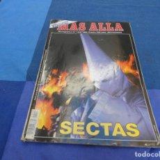 Coleccionismo de Revista Más Allá: LIBRERIA OCULTISTA ARKANSAS ENVIO 5 KG 6,40 ESTADO DECENTE LAS SECTAS. Lote 204976133