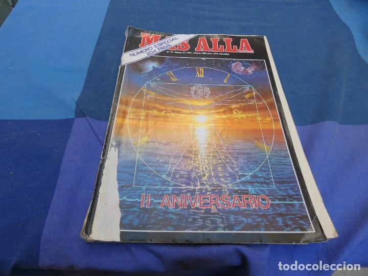 LIBRERIA OCULTISTA ARKANSAS ENVIO 5 KG 6,40 TAPA SUELTA Y FEOTA 25 ESPECIAL (Coleccionismo - Revistas y Periódicos Modernos (a partir de 1.940) - Revista Más Allá)