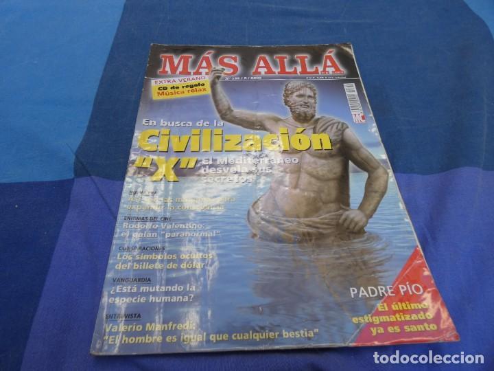 LIBRERIA OCULTISTA ARKANSAS ENVIO 5 KG 6,40 ESTADO DECENTE 162 (Coleccionismo - Revistas y Periódicos Modernos (a partir de 1.940) - Revista Más Allá)