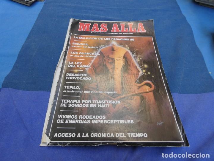 LIBRERIA OCULTISTA ARKANSAS ENVIO 5 KG 6,40 TAPA SOLTANDOSE 18 (Coleccionismo - Revistas y Periódicos Modernos (a partir de 1.940) - Revista Más Allá)