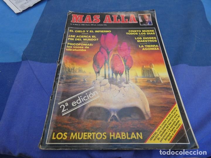 LIBRERIA OCULTISTA ARKANSAS ENVIO 5 KG 6,40 ESTADO DECENTE NUM 2 (Coleccionismo - Revistas y Periódicos Modernos (a partir de 1.940) - Revista Más Allá)