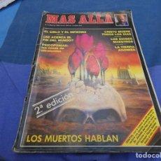 Coleccionismo de Revista Más Allá: LIBRERIA OCULTISTA ARKANSAS ENVIO 5 KG 6,40 ESTADO DECENTE NUM 2. Lote 204976670