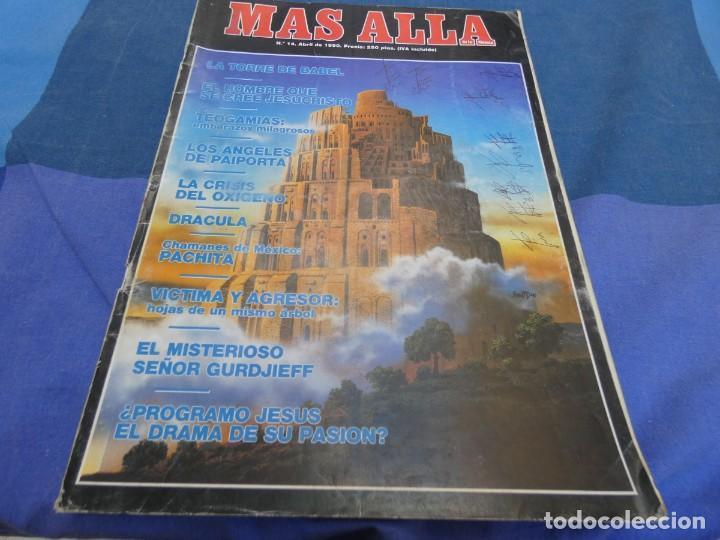 LIBRERIA OCULTISTA ARKANSAS ENVIO 5 KG 6,40 ESTADO DECENTE NUM 14 (Coleccionismo - Revistas y Periódicos Modernos (a partir de 1.940) - Revista Más Allá)