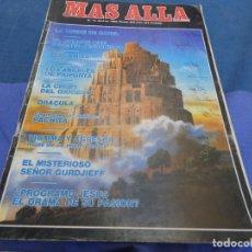 Coleccionismo de Revista Más Allá: LIBRERIA OCULTISTA ARKANSAS ENVIO 5 KG 6,40 ESTADO DECENTE NUM 14. Lote 204976715
