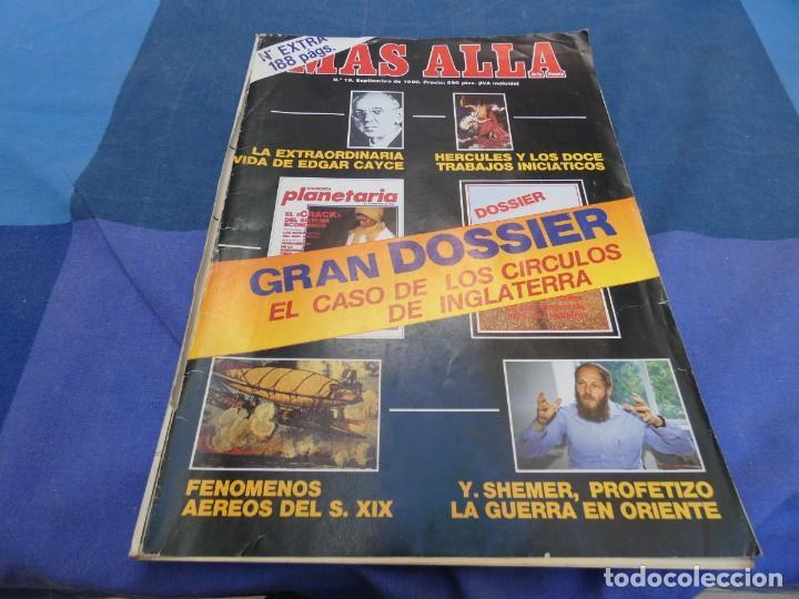 LIBRERIA OCULTISTA ARKANSAS ENVIO 5 KG 6,40 ESTADO DECENTE EXTRA 189 (Coleccionismo - Revistas y Periódicos Modernos (a partir de 1.940) - Revista Más Allá)