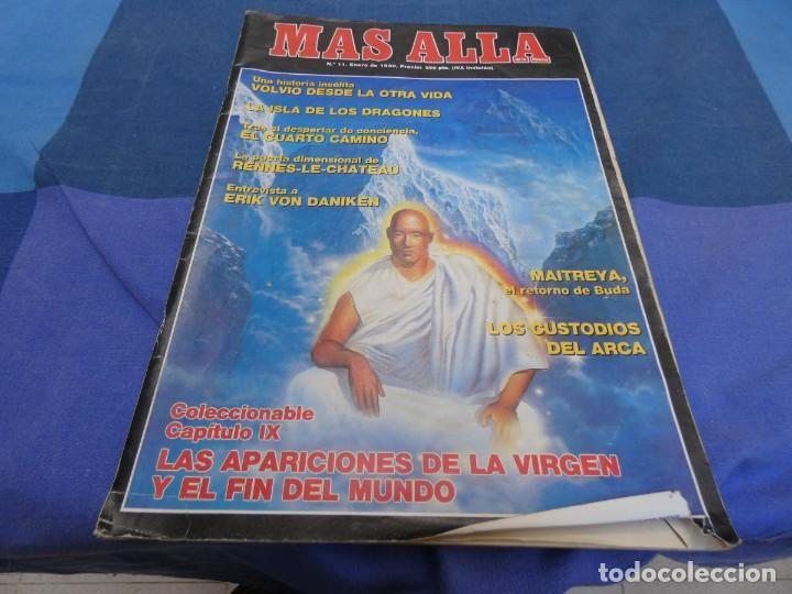 LIBRERIA OCULTISTA ARKANSAS ENVIO 5 KG 6,40 ESTADO DECENTE NUM 11 (Coleccionismo - Revistas y Periódicos Modernos (a partir de 1.940) - Revista Más Allá)