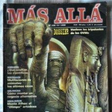 Coleccionismo de Revista Más Allá: MAS ALLA. Nº 126. Lote 205038373