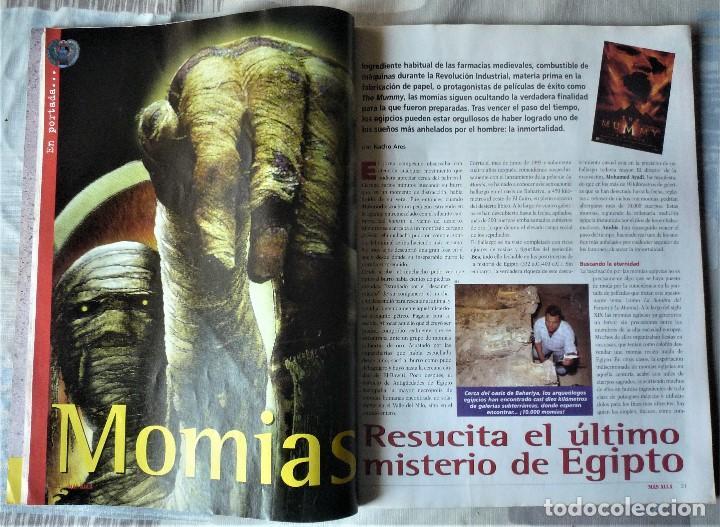 Coleccionismo de Revista Más Allá: MAS ALLA. Nº 126 - Foto 2 - 205038373
