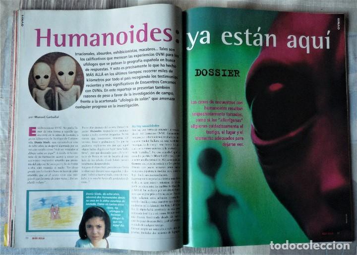 Coleccionismo de Revista Más Allá: MAS ALLA. Nº 126 - Foto 4 - 205038373