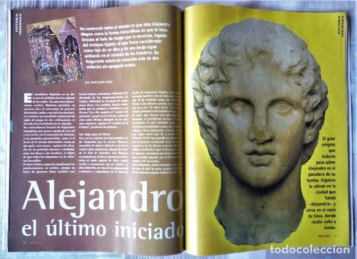 Coleccionismo de Revista Más Allá: MAS ALLA. Nº 126 - Foto 5 - 205038373