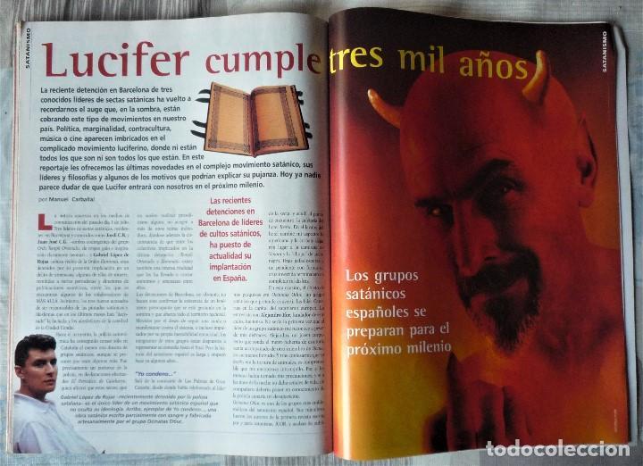 Coleccionismo de Revista Más Allá: MAS ALLA. Nº 126 - Foto 6 - 205038373