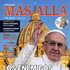 Coleccionismo de Revista Más Allá: MAS ALLA N. 361 - EN PORTADA: LOS ENEMIGOS DEL PAPA (NUEVA). Lote 205786141
