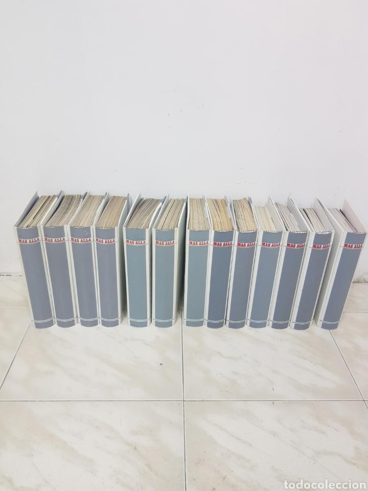 Coleccionismo de Revista Más Allá: REVISTAS MAS ALLA DEL NUMERO 13 A 168. En 13 tomos encuadernados - Foto 2 - 206326048