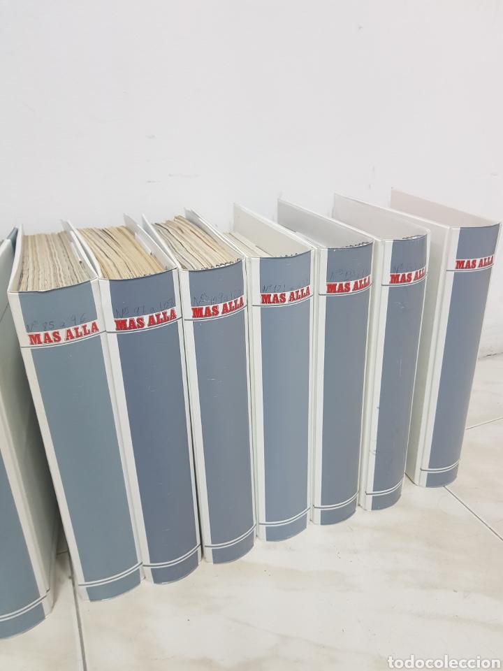 Coleccionismo de Revista Más Allá: REVISTAS MAS ALLA DEL NUMERO 13 A 168. En 13 tomos encuadernados - Foto 4 - 206326048