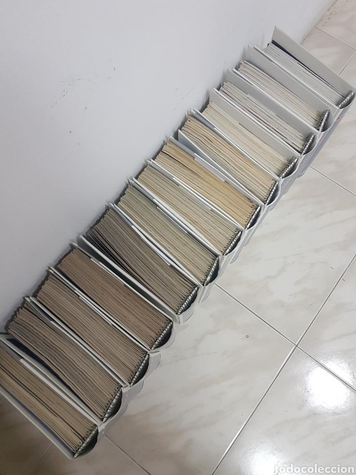 Coleccionismo de Revista Más Allá: REVISTAS MAS ALLA DEL NUMERO 13 A 168. En 13 tomos encuadernados - Foto 9 - 206326048