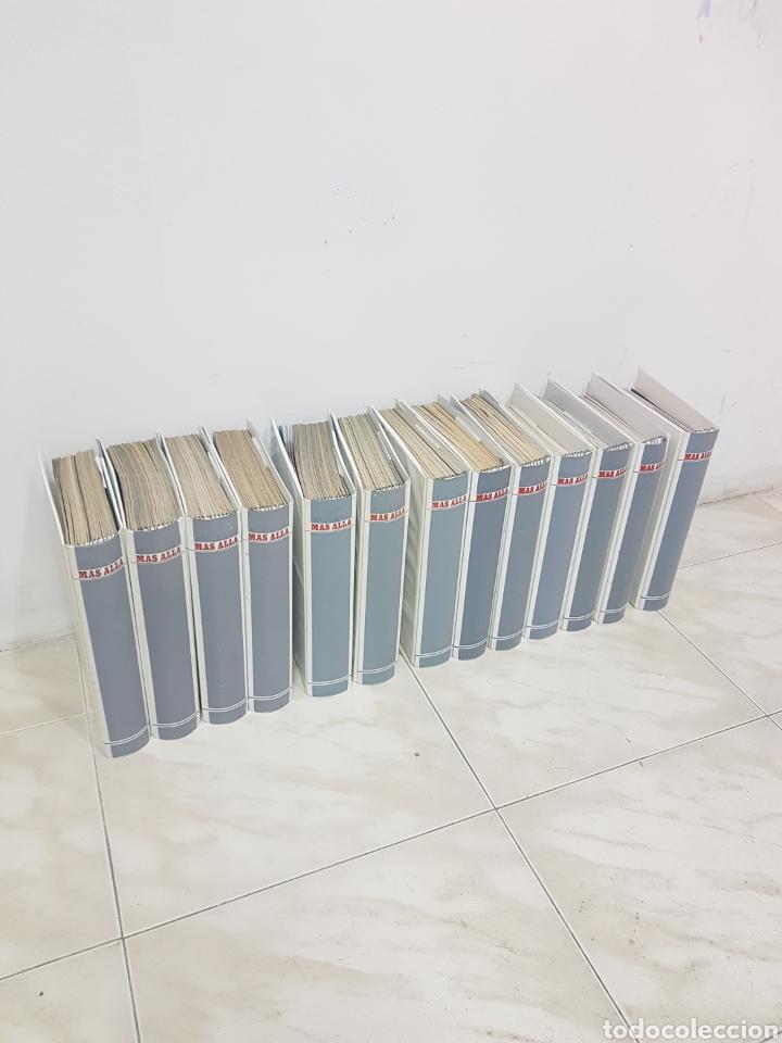 REVISTAS MAS ALLA DEL NUMERO 13 A 168. EN 13 TOMOS ENCUADERNADOS (Coleccionismo - Revistas y Periódicos Modernos (a partir de 1.940) - Revista Más Allá)