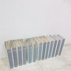 Coleccionismo de Revista Más Allá: REVISTAS MAS ALLA DEL NUMERO 13 A 168. EN 13 TOMOS ENCUADERNADOS. Lote 206326048