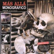Coleccionismo de Revista Más Allá: MAS ALLA MONOGRAFICO N. 88 - EN PORTADA: ENFERMEDADES MALDITAS (NUEVA). Lote 206432578