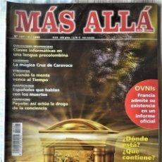 Coleccionismo de Revista Más Allá: MAS ALLA. Nº 127. Lote 206778130