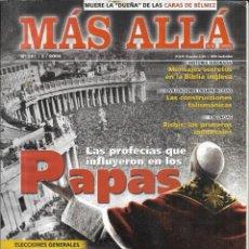 Coleccionismo de Revista Más Allá: *CO58 - REVISTA - MAS ALLA - 2004. Lote 206913395