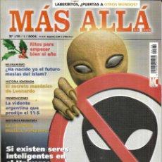 Coleccionismo de Revista Más Allá: *CO59 - REVISTA - MAS ALLA - 2004. Lote 206913675