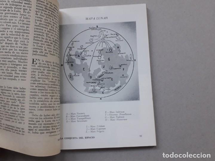 Coleccionismo de Revista Más Allá: Revista Mas Allá n° 2 original única e impecable - editorial Abril argentina año 1953 - Foto 3 - 206975868