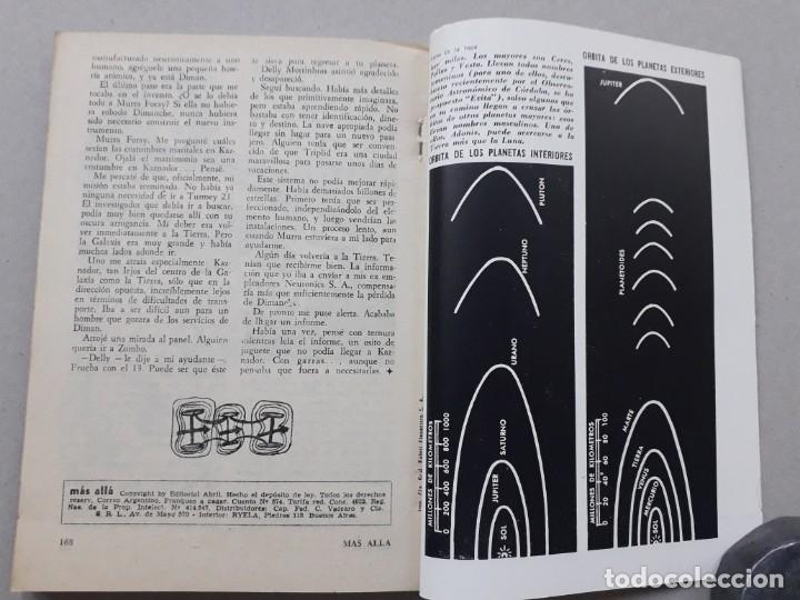 Coleccionismo de Revista Más Allá: Revista Mas Allá n° 2 original única e impecable - editorial Abril argentina año 1953 - Foto 6 - 206975868
