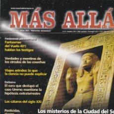 Coleccionismo de Revista Más Allá: REVISTA MÁS ALLÁ: EGIPTO. NUEVAS TEORIAS EN TORNO A LAS PIRAMIDES.. Lote 207309501