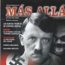 Coleccionismo de Revista Más Allá: REVISTA MÁS ALLÁ: LOS ÚLTIMOS DIAS DE HITLER. Lote 207310428