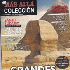 Coleccionismo de Revista Más Allá: REVISTA MÁS ALLÁ: GRANDES MISTERIOS. Lote 207361855