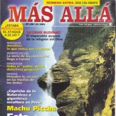 Coleccionismo de Revista Más Allá: REVISTA MÁS ALLÁ: ESTA MONTAÑA ES UNA CARA. Lote 207362231