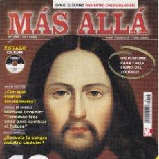 Coleccionismo de Revista Más Allá: REVISTA MÁS ALLÁ: 10 PRUEBAS ARQUEOLÓGICAS DE LA EXISTENCIA DE JESUS. Lote 207362646