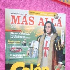 Coleccionismo de Revista Más Allá: MÁS ALLÁ DE LA CIENCIA Nº 217 * REVISTA DE INVESTIGACIÓN / CIENCIA / CURIOSIDADES / ANÉCDOTAS *. Lote 208484898