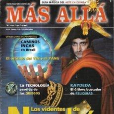 Collectionnisme de Magazine Más Allá: CO 25 - REVISTA - MAS ALLA - LOS VIDENTES DE NAPOLEON - 2005. Lote 212047427