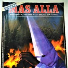 Coleccionismo de Revista Más Allá: REVISTA MAS ALLÁ - MONOGRÁFICO ESPECIAL NÚMERO 13 - SECTAS. Lote 213087030